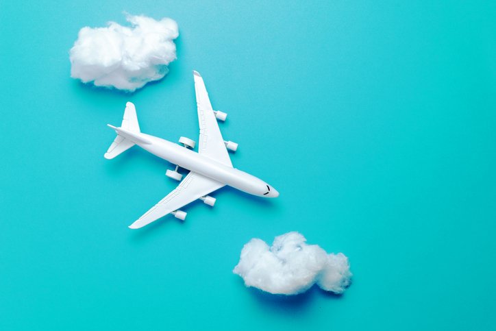 What if consultants gave up flying?